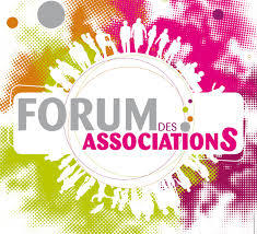 FORUM DES ASSOCIATIONS LE VENDREDI 07 SEPTEMBRE 2018 A 18H