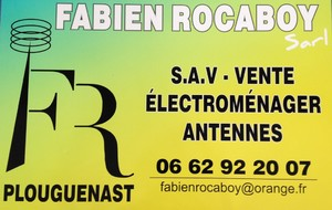 ROCABOY ELECTROMENAGER PLOUGUENAST